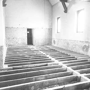 Amos architectes – Chapelle Meyrin