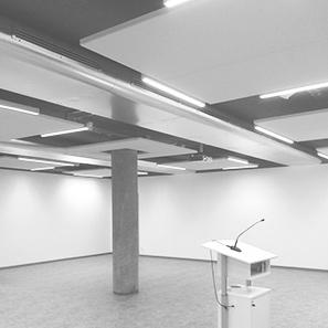 amos architectes – Salle des ventes, route de Chêne 54, Genève