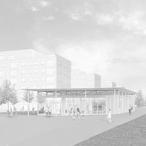 Amos architectes – La Fève, Supermarché participatif paysan, Meyrin